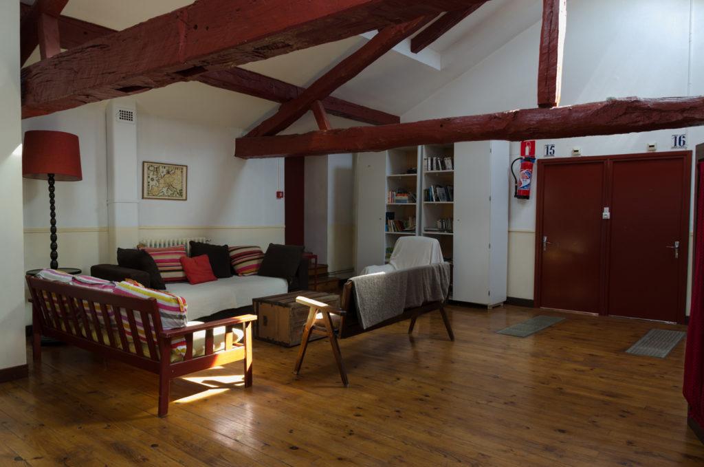 gite maison basque traditionnelle à louer pour les groupes et jeunes