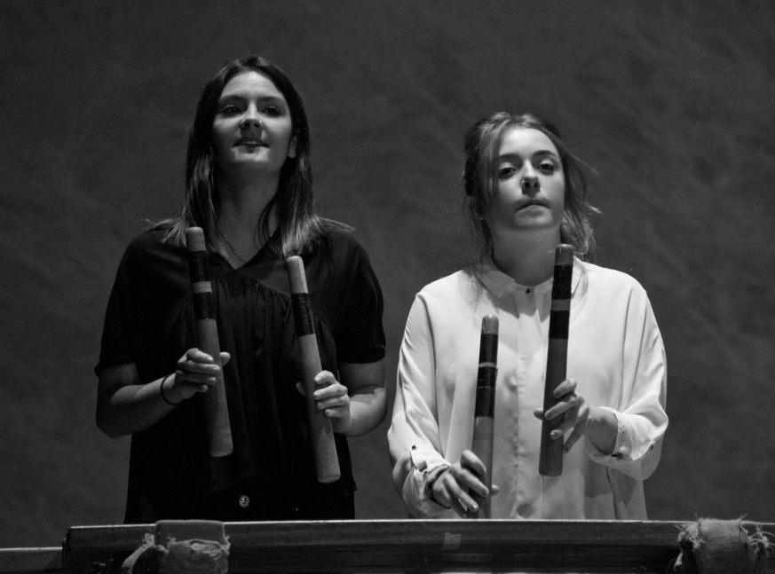Txalaparta, musique basque